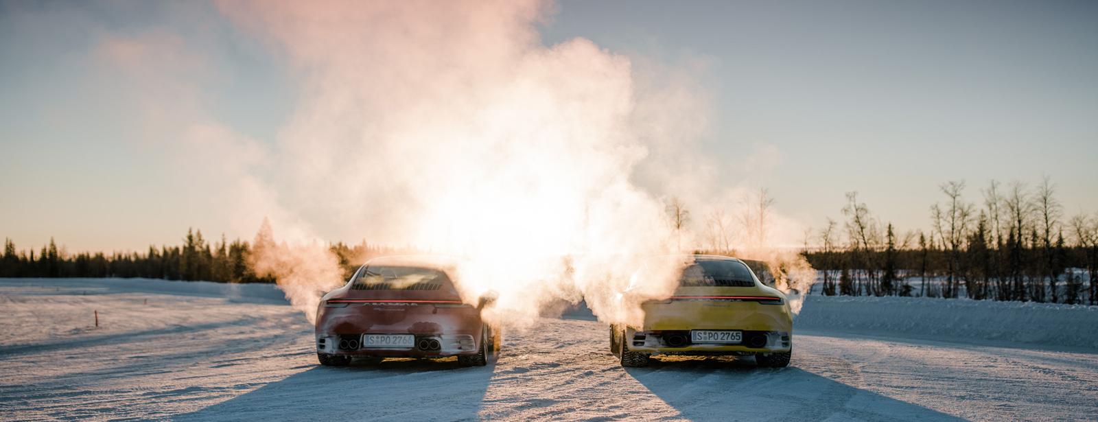 Events 2019 | Fahrsicherheitstraining Lappland