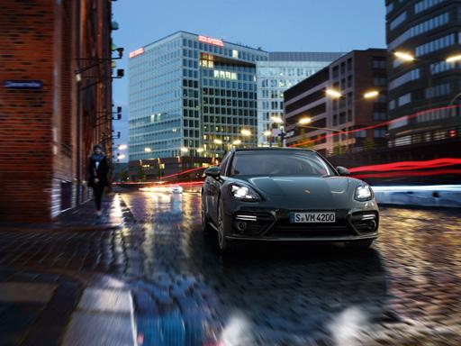 Unser exklusives Leasingangebot für gewerbliche Kunden: Porsche Panamera Turbo