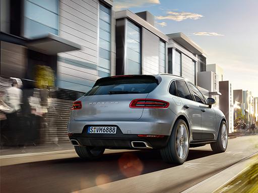 Unser exklusives Leasingangebot für gewerbliche Kunden: Porsche Macan