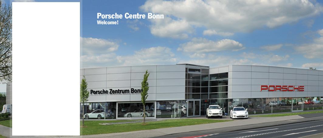 Porsche Centre Bonn