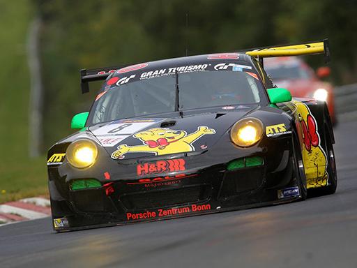 Porsche Zentrum Bonn und HARIBO - ein starkes Team.